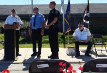 Muskego 9-11 Ceremony