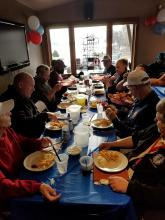 Annual Zeblocki Veteran Supper