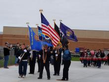 Muskego High School Honors American Veterans