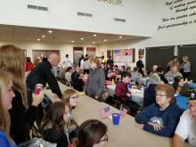 Muskego High School Veterans Day Lunch