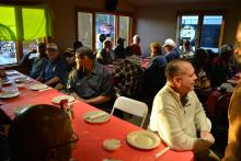 Annual Zeblocki Veterant Supper