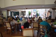 Forest Ridge Senior Community Veterans Ceremony